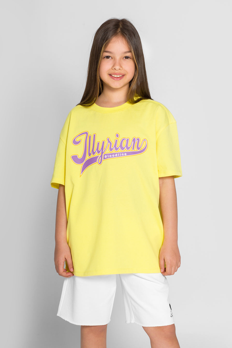 Illyrian T-shirt – Lemon