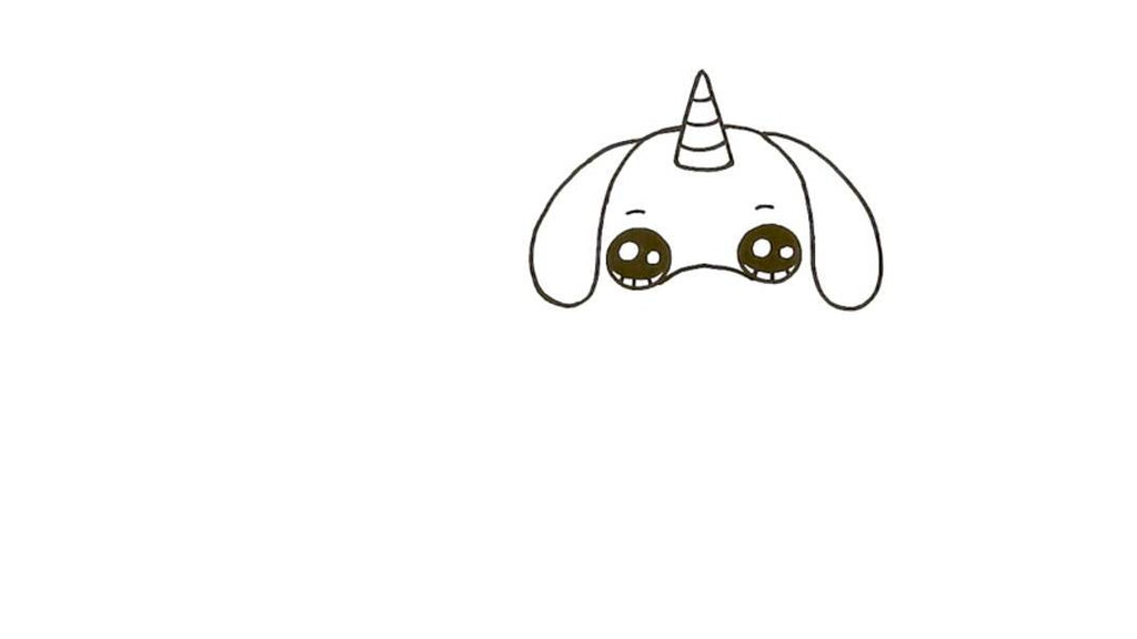 How to Draw a Pugicorn 10