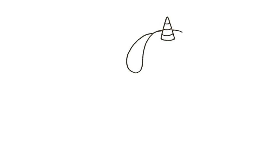 How to Draw a Pugicorn 5