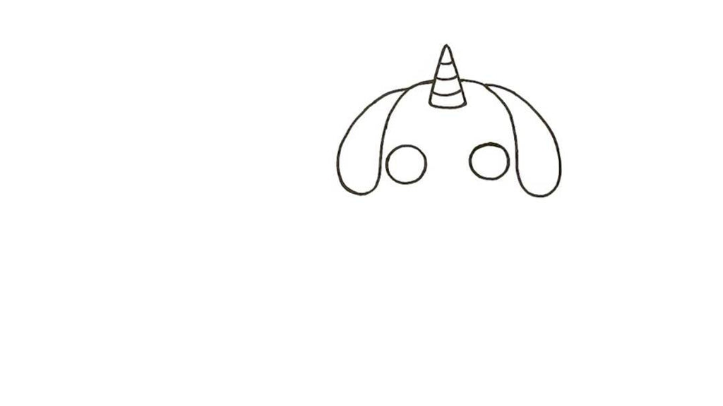 How to Draw a Pugicorn 7