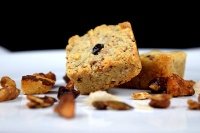 GUEST RECIPE: GRAIN FREE GRANOLA BISCUITS