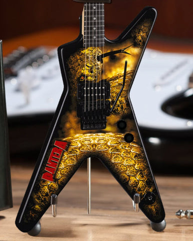 Dimebag Darrell Pantera Southern Trendkill ML Miniature Guitar Model