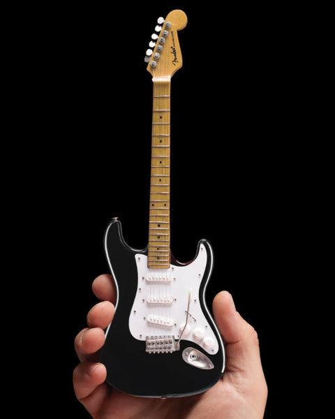 Fender™ Black Strat™ Classic Miniature Guitar Replica