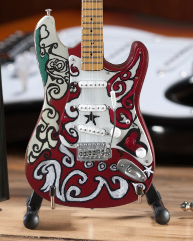 Jimi Hendrix Mini Fender™ Strat™ Saville Guitar Model