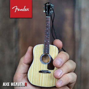 FENDER PD-1 Dreadnought Acoustic Guitar Ornament