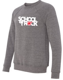 SCHOOL OF ROCK SWEATSHIRT