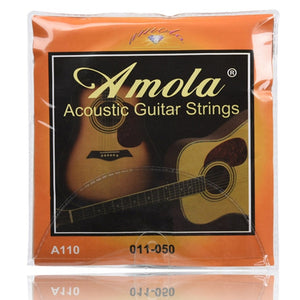 Acoustic Guitar Strings - 010 011 012