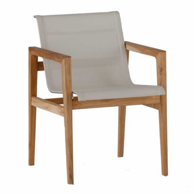 Teak Arm Chair - Coast