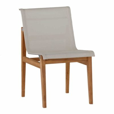 Teak Side Chair - Coast