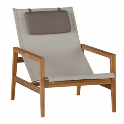 Teak Easy Chair - Coast