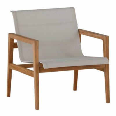 Teak Lounge Chair - Coast