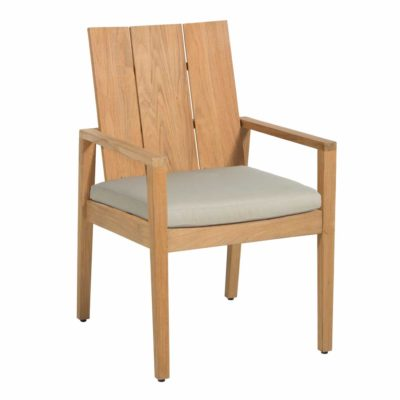 Teak Arm Chair - Ashland