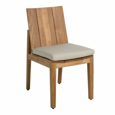 Teak Side Chair - Ashland