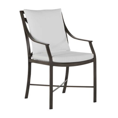 Aluminum Arm Chair - Monaco