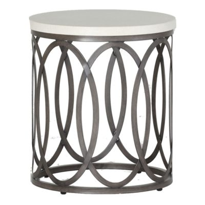 Ella End Table - Astoria