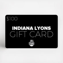Load image into Gallery viewer, Indiana Lyons Gift Card