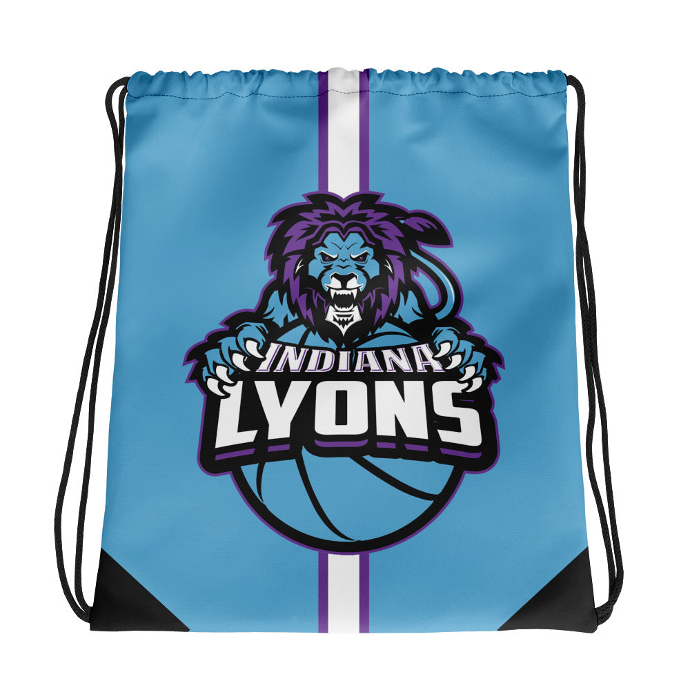 Indiana Lyons Drawstring Bag