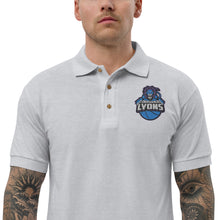 Load image into Gallery viewer, Indiana Lyons Embroidered Polo Shirt