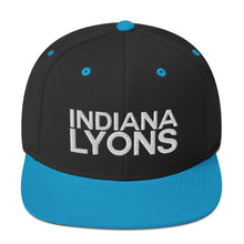 Load image into Gallery viewer, Indiana Lyons Snapback Hat