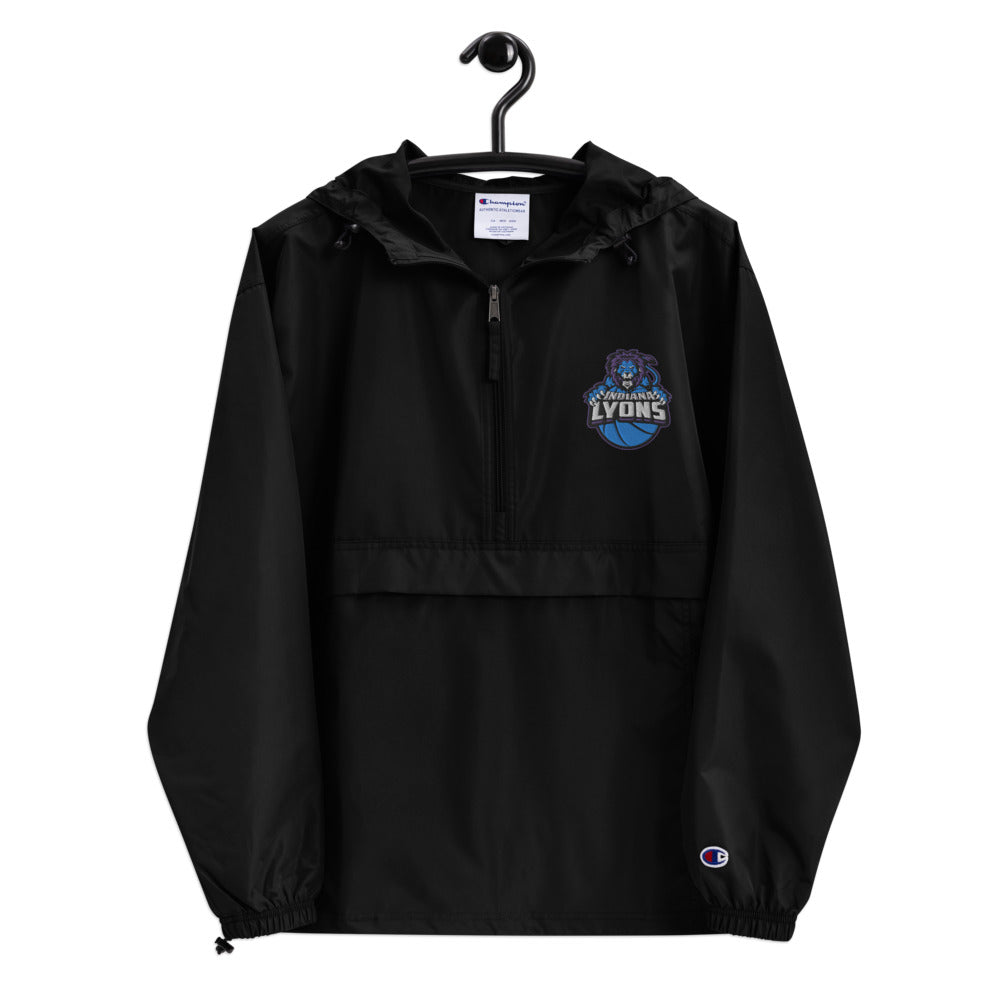 Indiana Lyons Embroidered Champion Packable Jacket