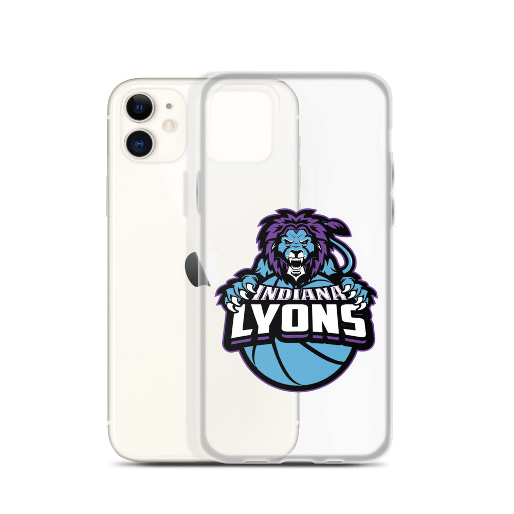 Indiana Lyons iPhone Case