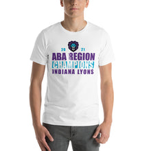 Load image into Gallery viewer, 2021 ABA North Region Champions [Indiana Lyons] T-Shirt