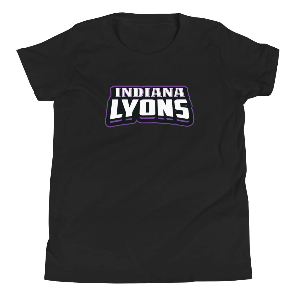 Indiana Lyons Logo Youth T-Shirt
