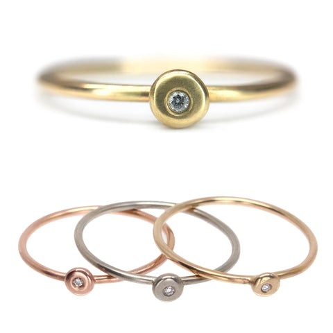 Recycle Gold and Diamond Rings The Smithery