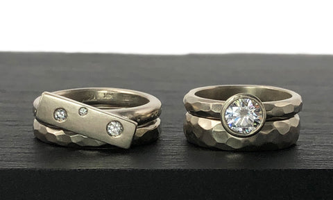 Custom Engagement Rings and Wedding Bands The Smithery
