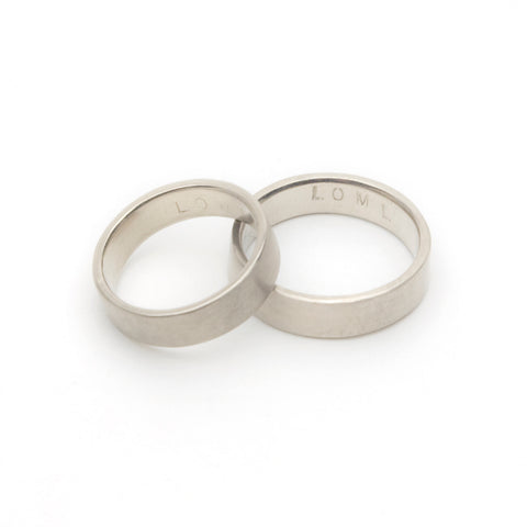 Make Your Own Wedding Band Workshop The Smithery artist made