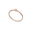 Starlight Ring Tiny - 14K Rose Gold