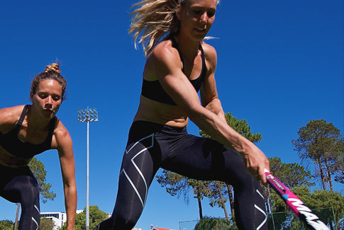 Hockey Australia and 2XU extend their relationship