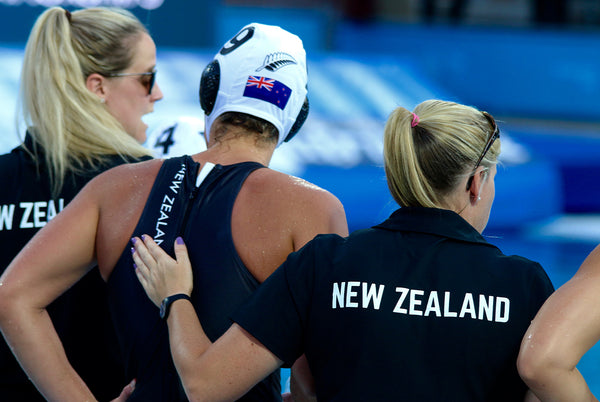 New Zealand Water Polo chooses 2XU to power athletes through to 2022