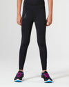 Core Girls Compression Tights - Black/Nero
