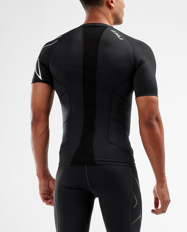 Compression Short Sleeve Top