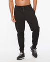 COMMUTE Trackpant - Black/Black