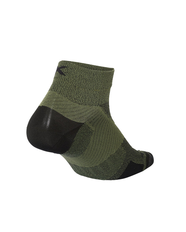 Vectr Ultralight 1/4 Crew Socks