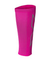 X Compression Calf Sleeves - Magenta/Light Grey