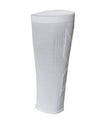 X Compression Calf Sleeves - White/White