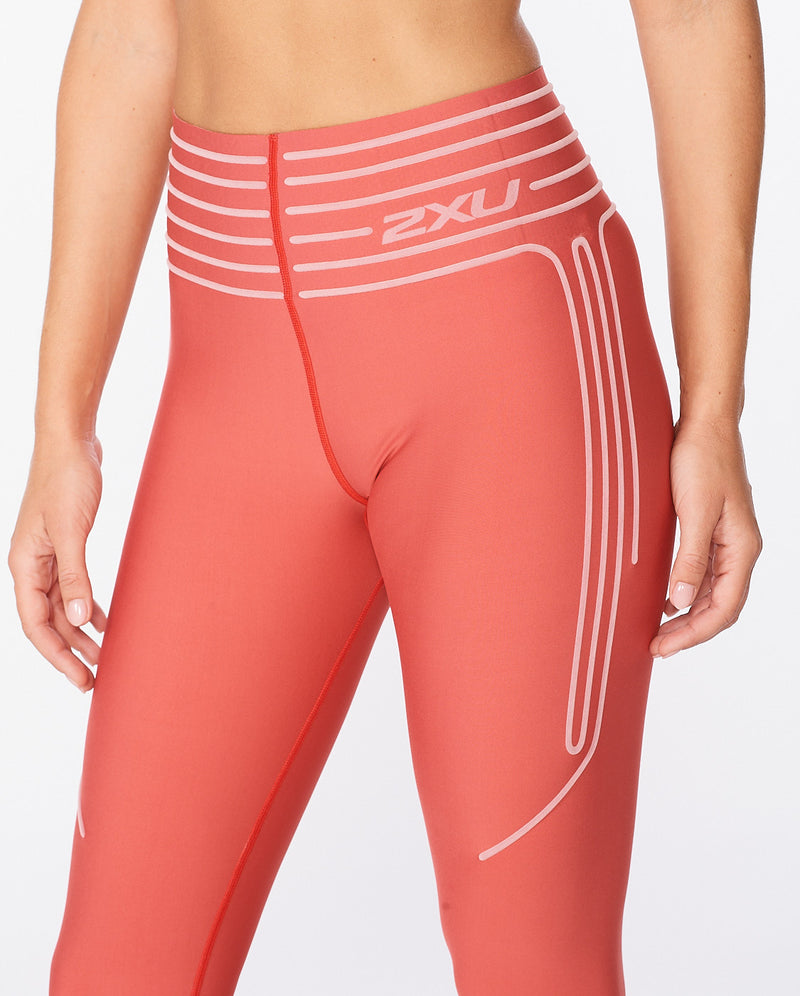 No Distraction Hi-Rise Compression Tights