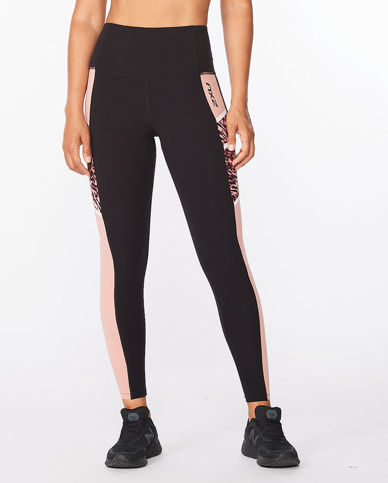 Form Spliced Hi-Rise Compression Tights