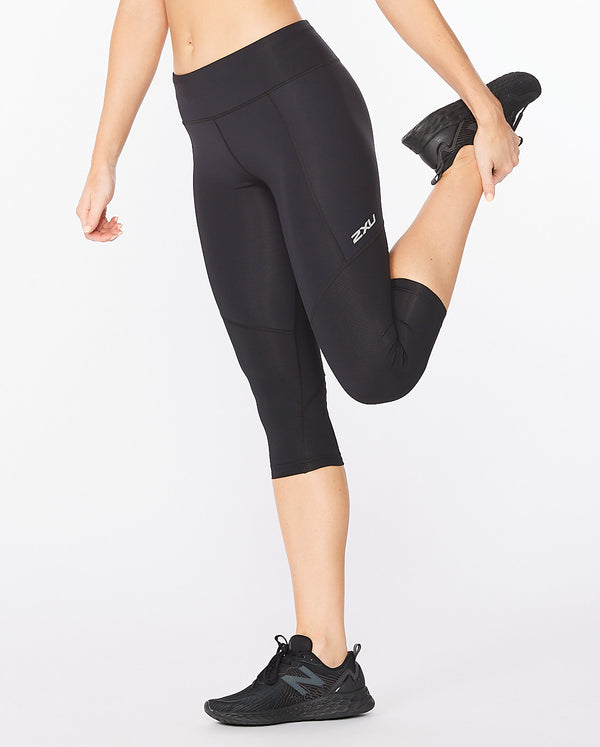 Aero Vent Mid-Rise Compression 3/4 Tights