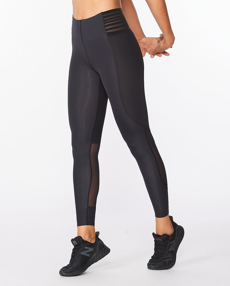 Breeze Mesh Hi-Rise Tights