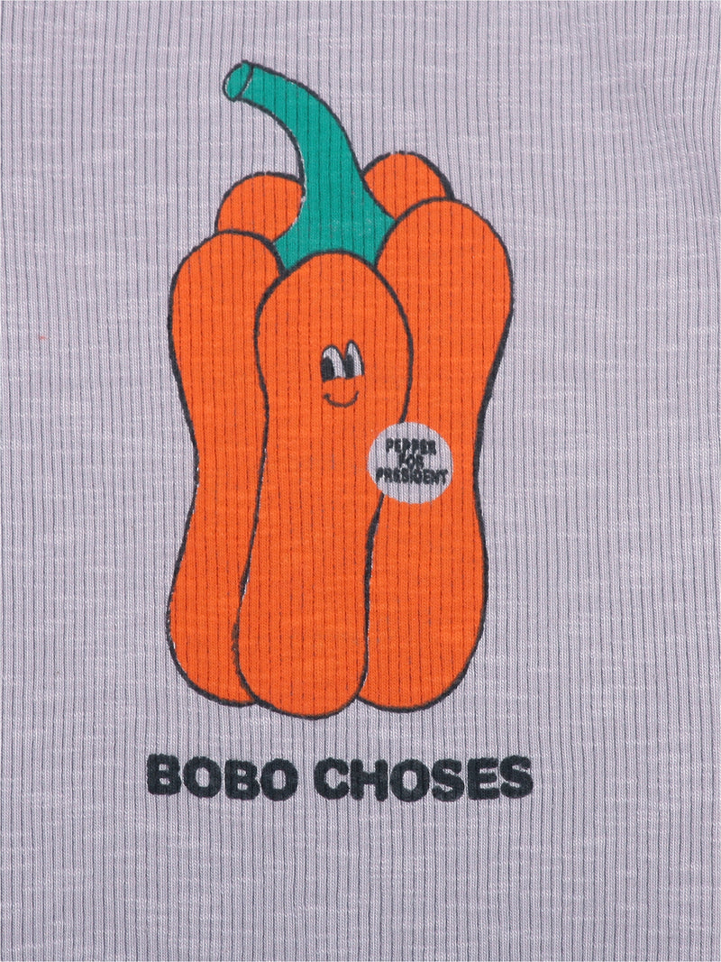 BOBO CHOSES VOTE FOR PEPPER BODY / BABY