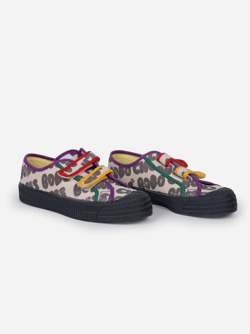 BOBO CHOSES X NOVESTA PLAY SCRATCH SNEAKERS