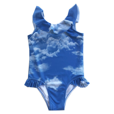 ROMEY LOVES LULU SWIMSUIT / CLOUDS