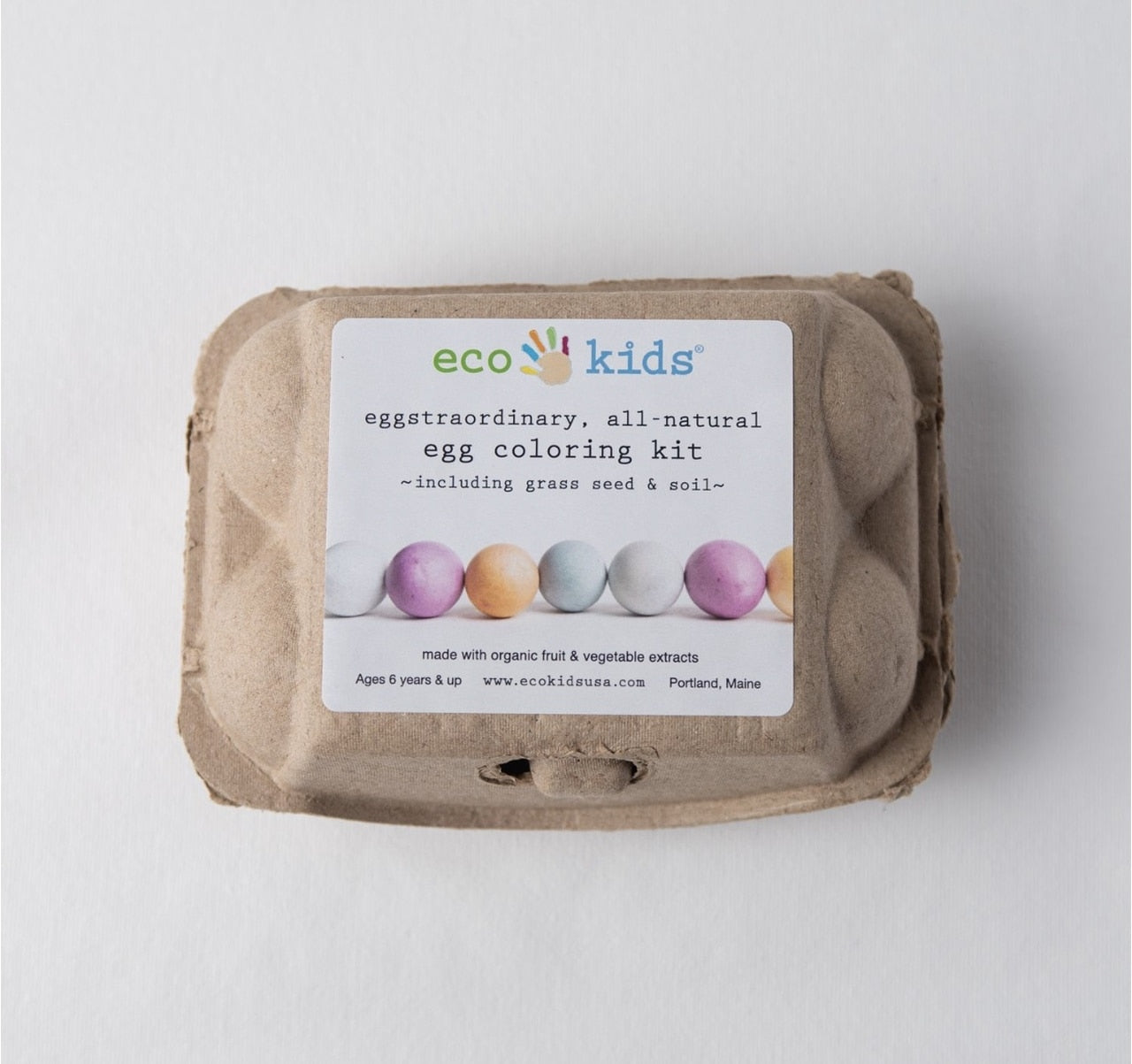 ECO-KIDS / EGG COLORING KIT