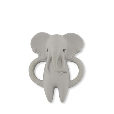 ELEPHANT TEETH SOOTHER / GREY