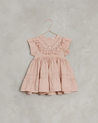 NORALEE GOLDIE DRESS / DUSTY ROSE