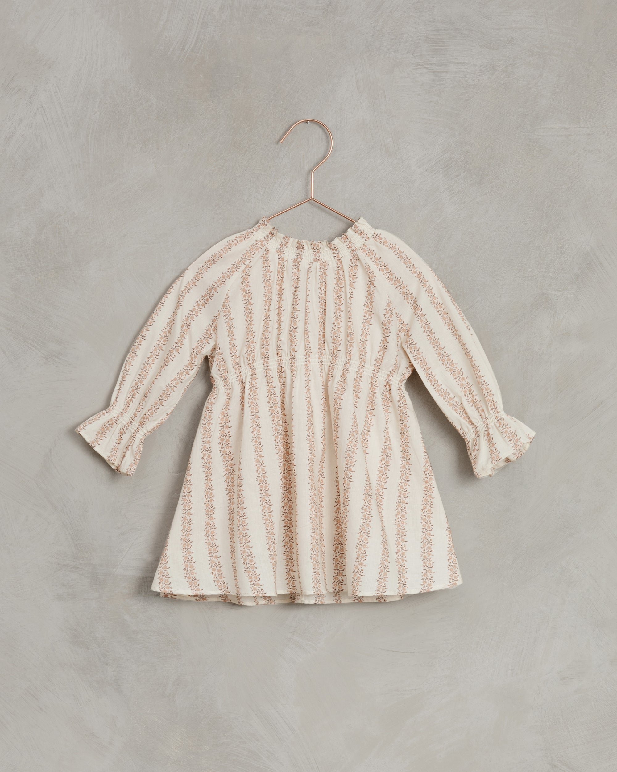 NORALEE ROSE STRIPED CHLOE DRESS / SHELL